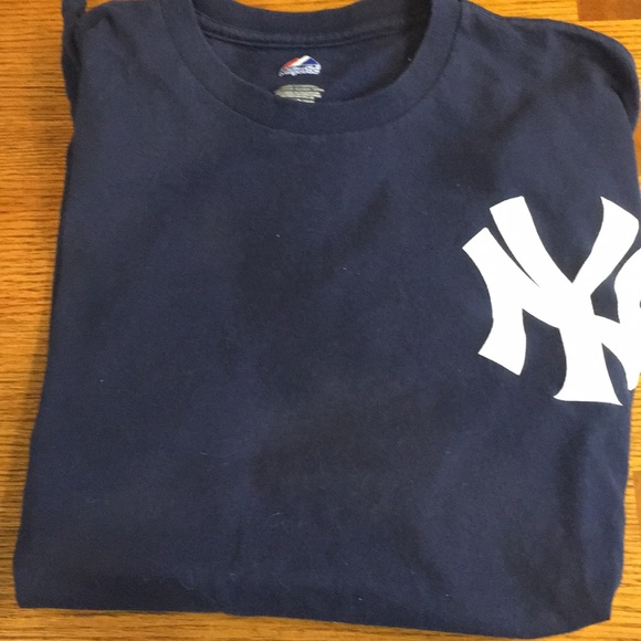 newest 0b5b1 f2fe0 Majestic Ichiro Yankees jersey